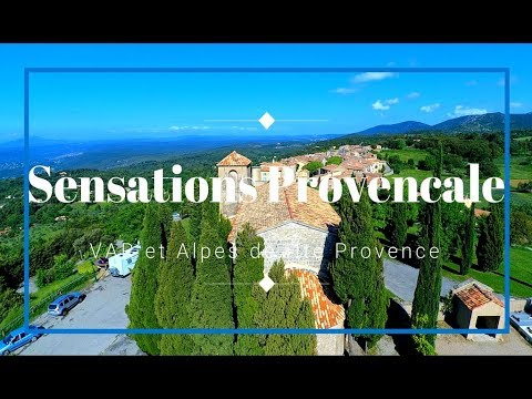 The end of my french Provence Drone tour !!