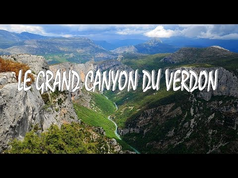 The French Grand Canyon