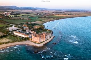 The Castle of Santa Severa