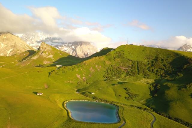 Swiss Alps – Hahnenmoos/Adelboden