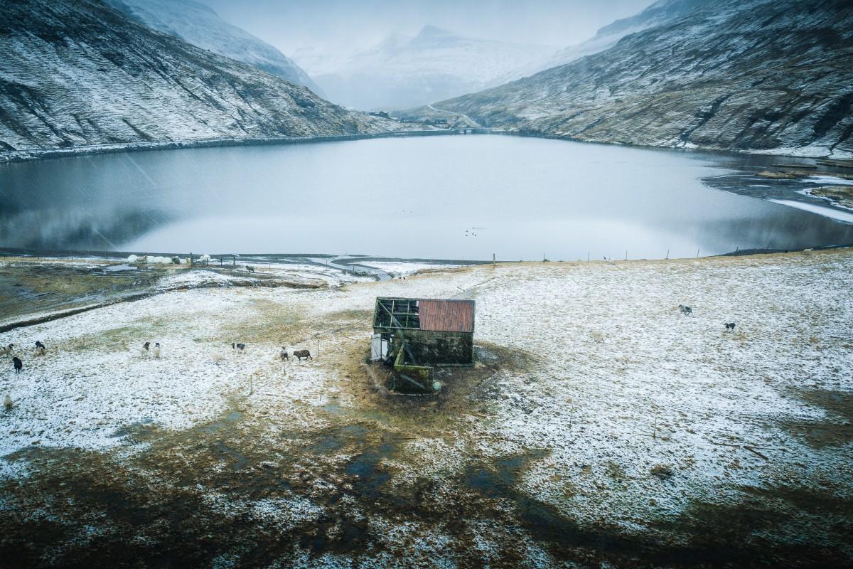 Empty cabin