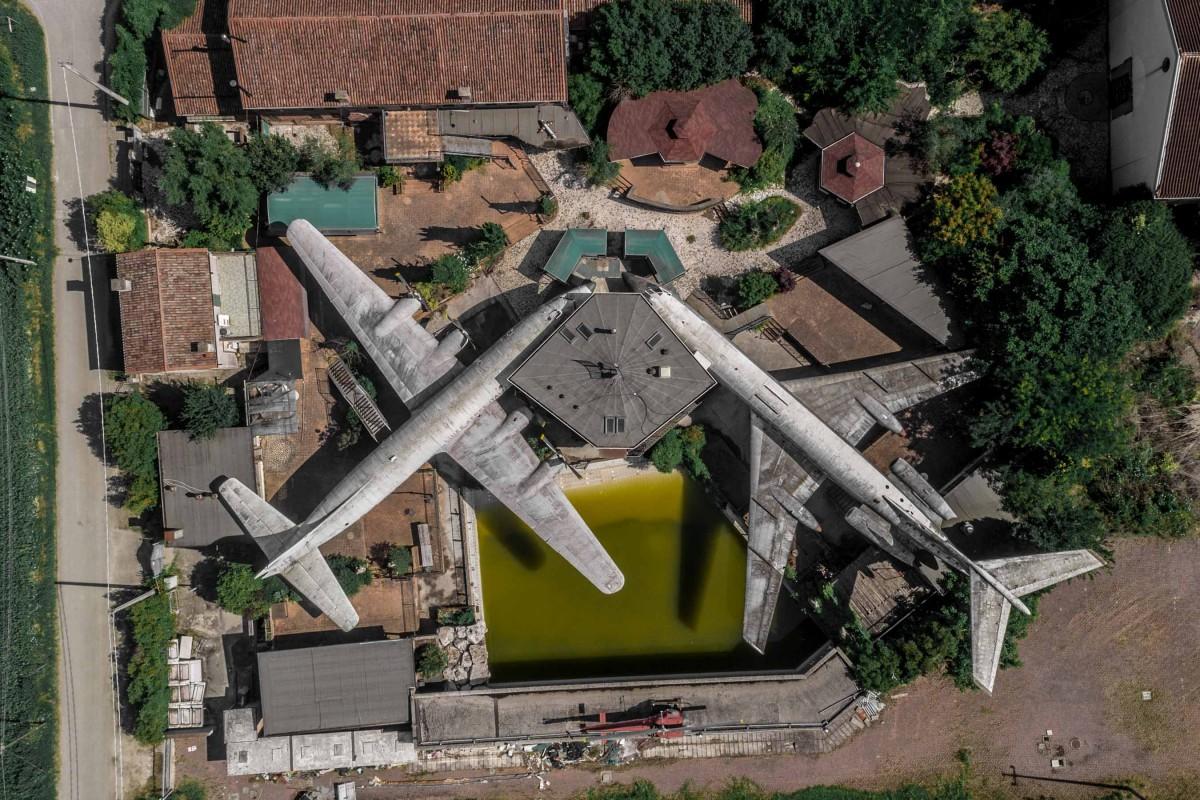Lost Planes of Michelangelo da Vinci