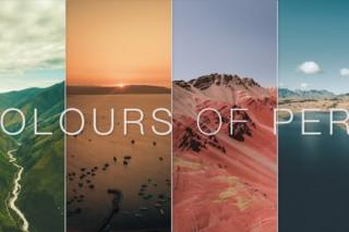 Colours of Peru | DJI Mavic Pro Platinum (4k)