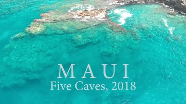 Hawaii – Five Caves, 2018