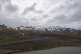 Highlands and lowlands of Iceland