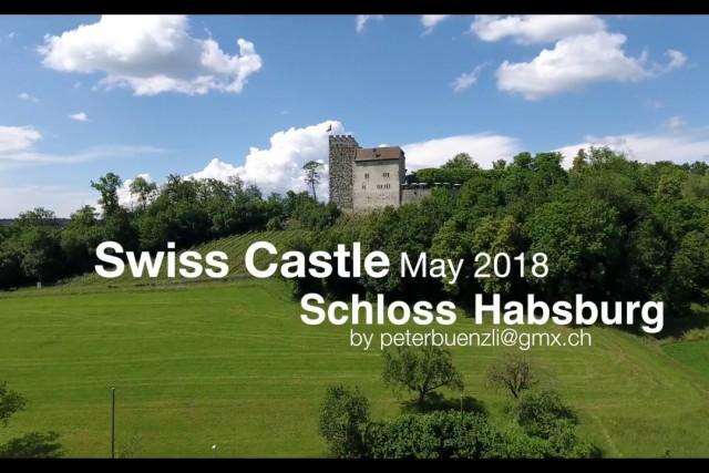 Swiss Castle: Schloss Habsburg