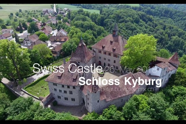 Swiss Castle: Schloss Kyburg