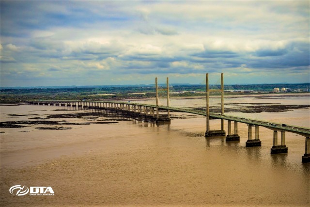 Prince of Wales Bridge (Second Severn Crossing), UK.