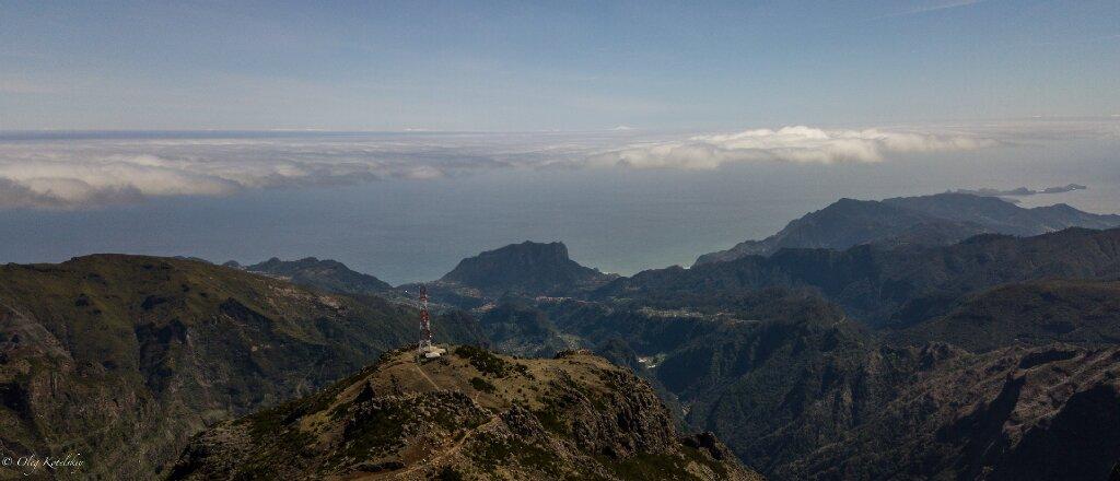 Pico Ruivo, Portuga
