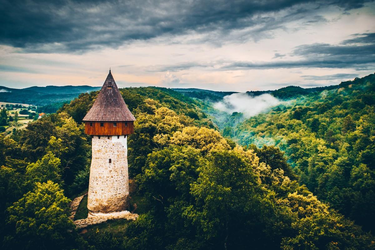 Myst Castle