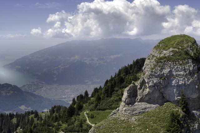 Schynige Platte Panorama