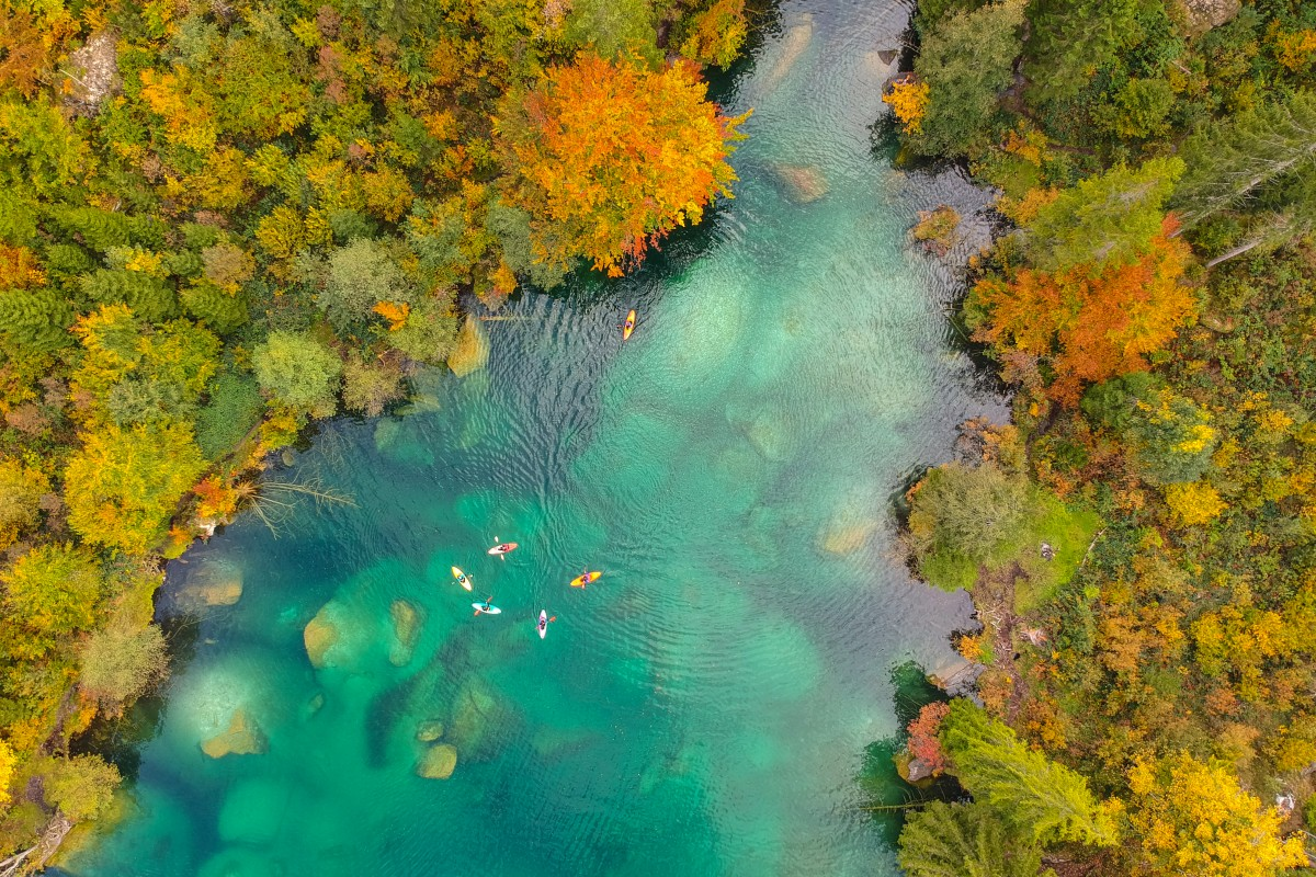 AUTUMN SUP EXPERIENCE