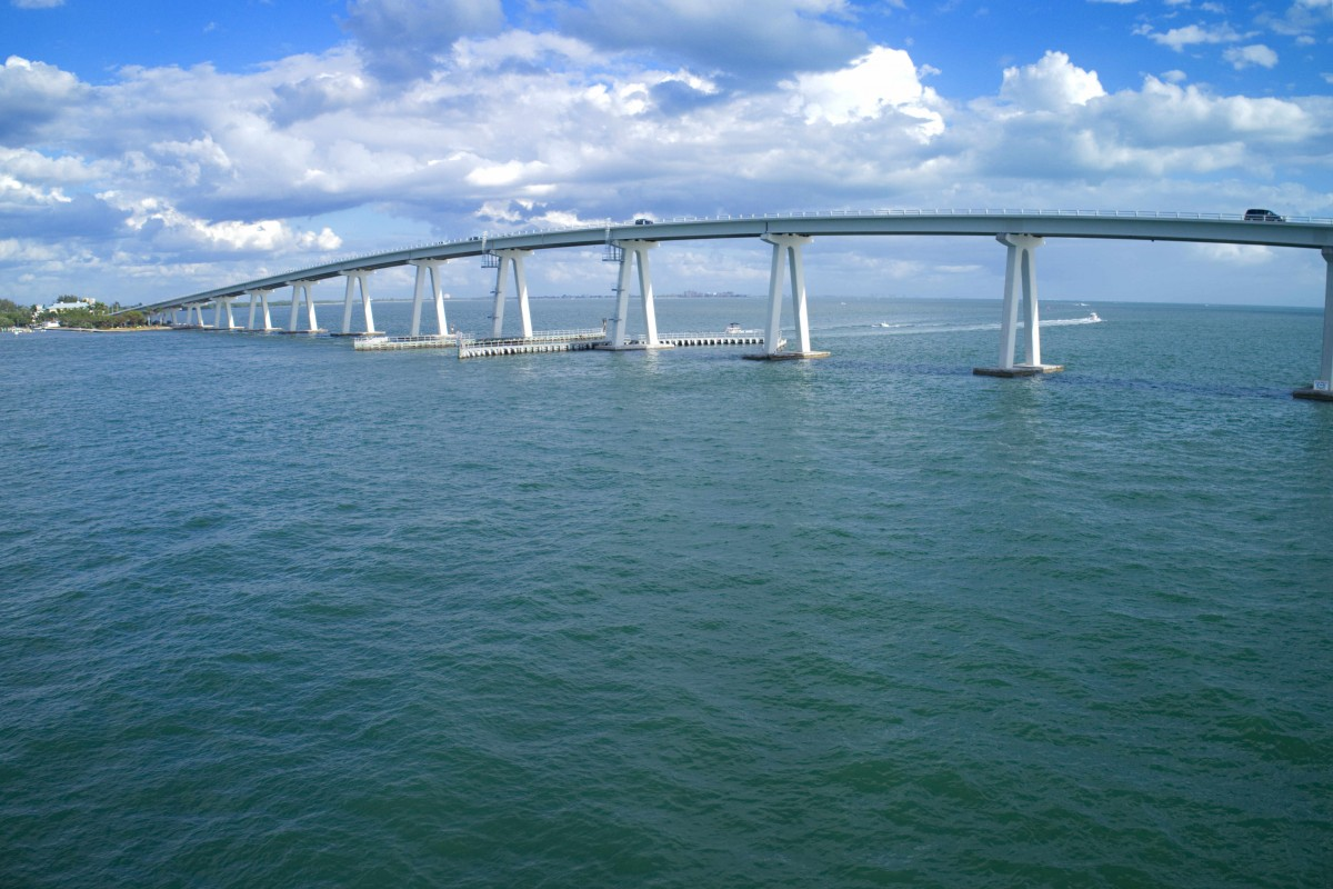 Sanibel Island Bridge