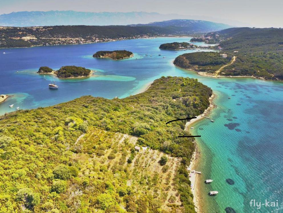 small islands in Croatia