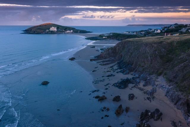 Burgh Island Sunrise