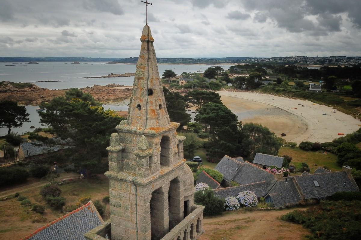 Chapel on Callot Island