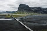 Crossing Glacier River