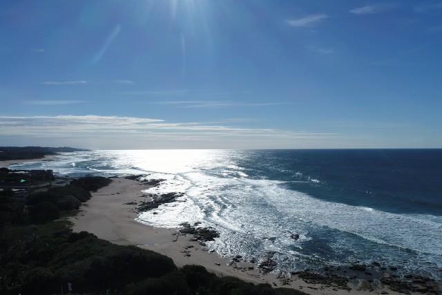 Beautiful day at Shelly beach, Kwazulu Natal, South Africa