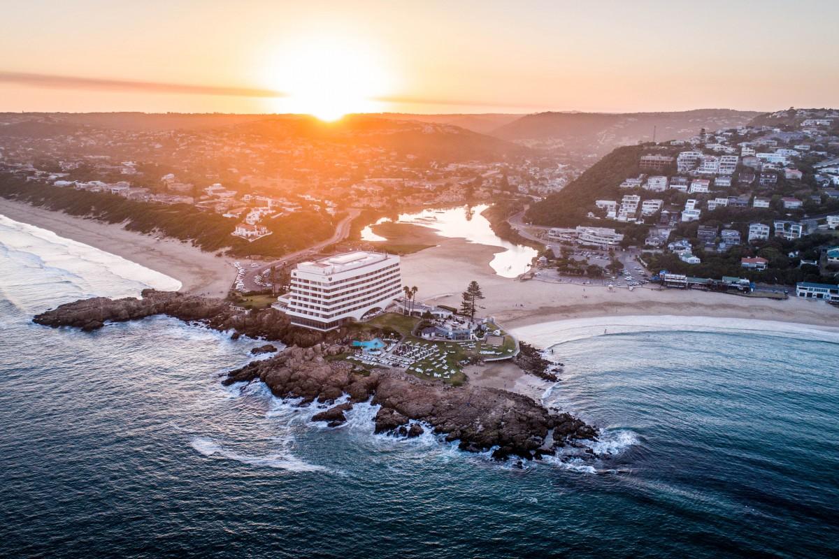 Beacon Island Sunset