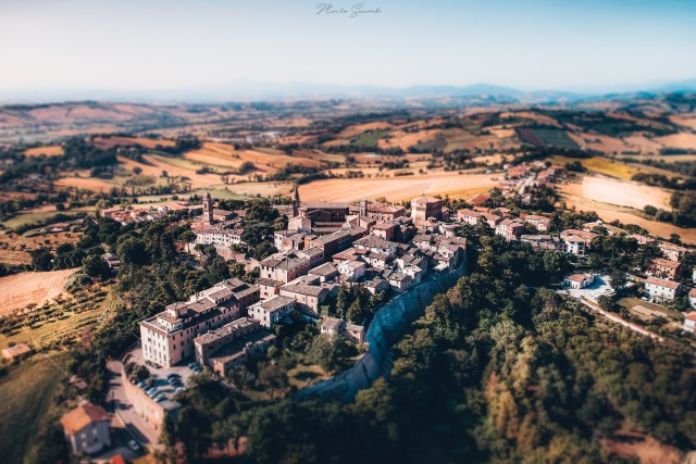 Mondavio,Italy