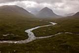 Glen & Mountains in Skye