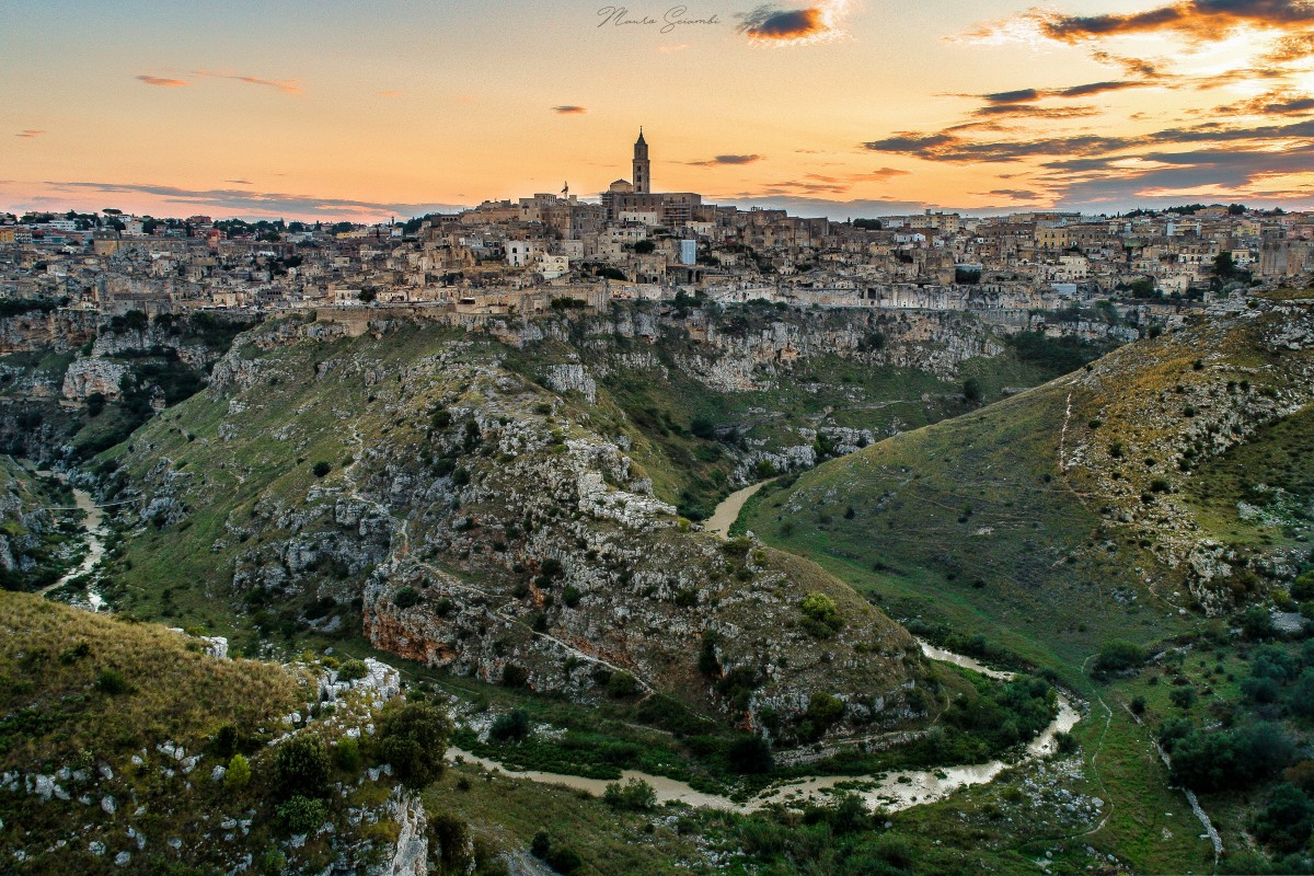 'Sunset in Matera' – Italy (