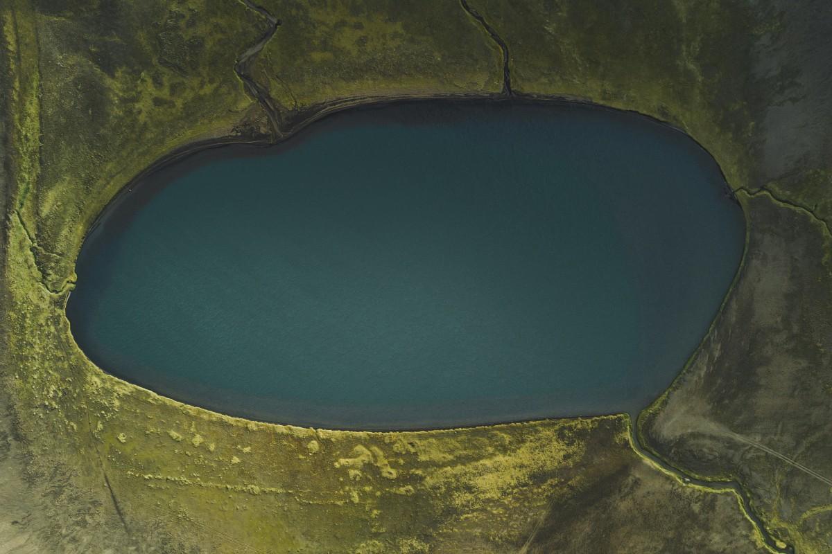 Torfavant lake