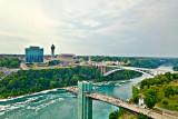 Niagara Falls walkout