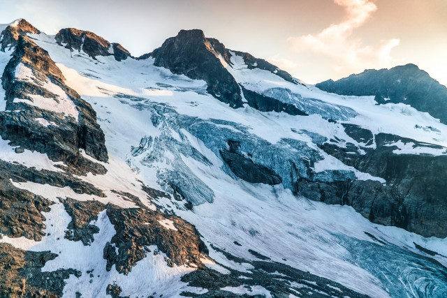 Glacial Perspective