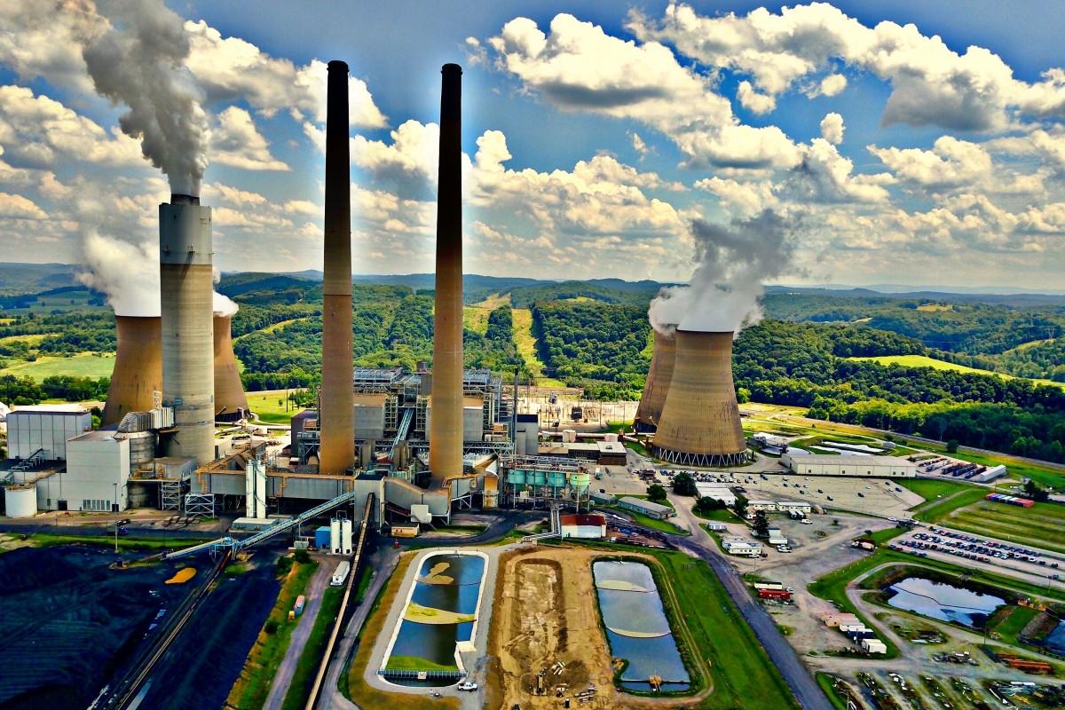 PA Power Plant