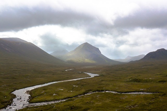 Mountains of Skye