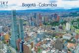 Bogotá, Colombia desde un dron – Sky Zoom