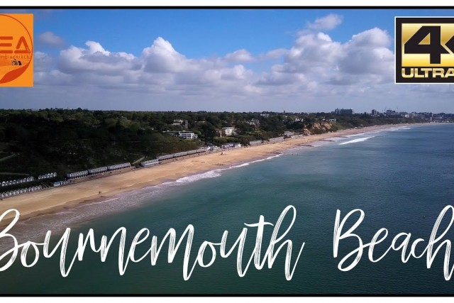 Bournemouth Beach – 7 Miles of Golden Sands
