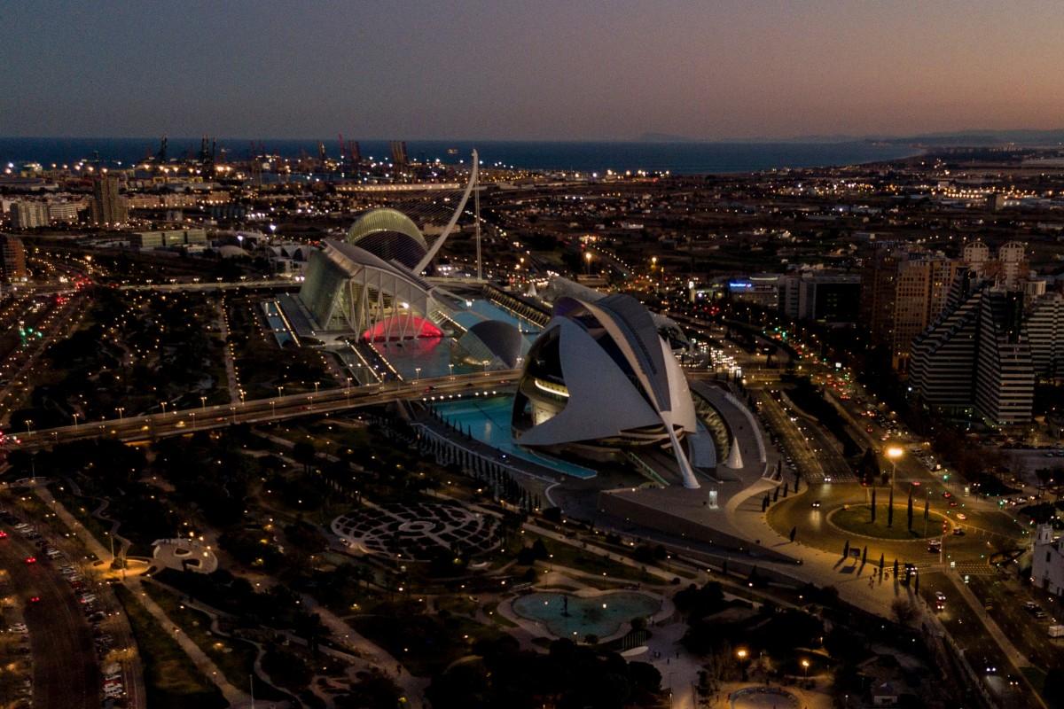 Valencia view