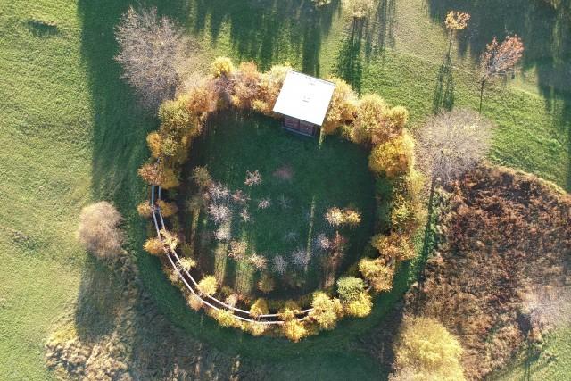 Giardino De Gasperi arboreto del Tesino