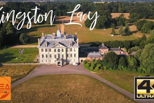 Summer's Day at Kingston Lacy 4K