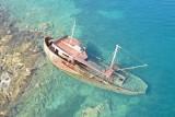 Wreck – Bay of Kotor – Montenegro