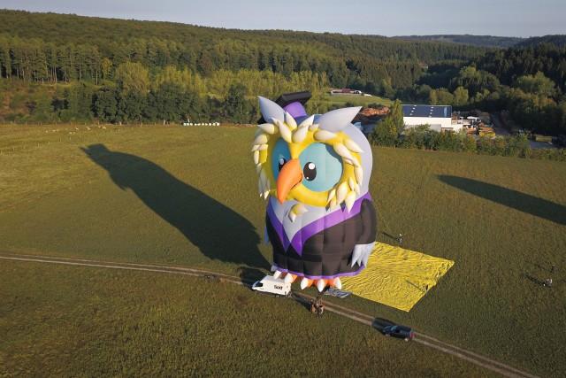 Ballooning – Montgolfiade