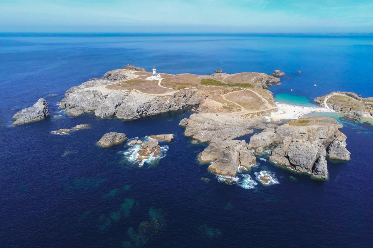 Belle Ile en mer, Pointe des Poulains