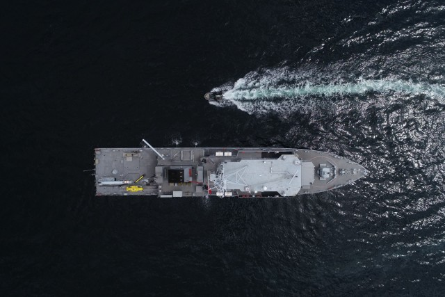 Turkish Naval Forces' Minehunters