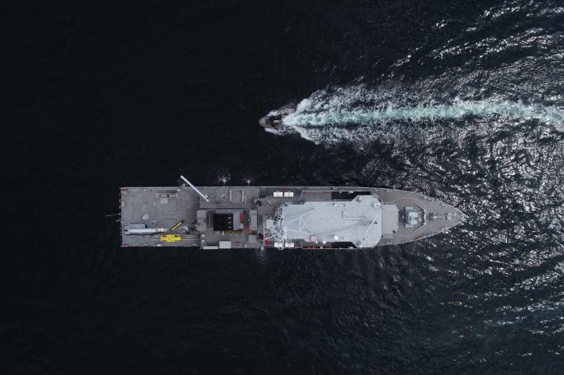 Turkish Naval Forces' Minehunters
