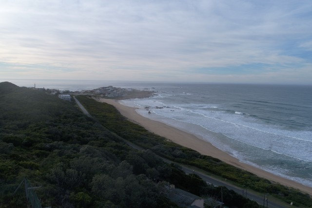 Buffelsbaai, Western Cape, South Africa, View from caravan Park