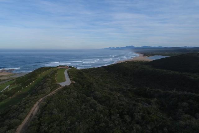 Buffelsbaai, Western Cape, South Africa, View from caravan Park