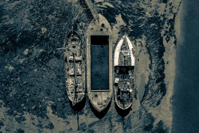 Boat Graveyard Mistley