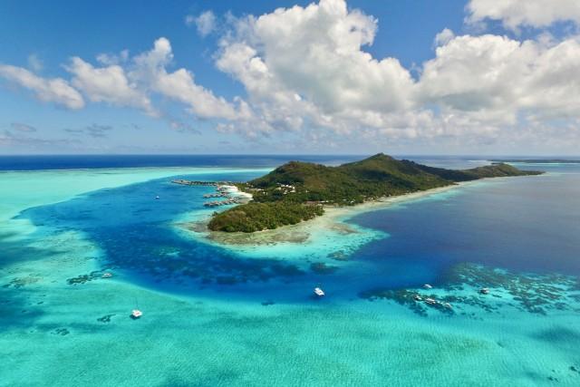 Sailing Paradise, Bora Bora, French Polynesia