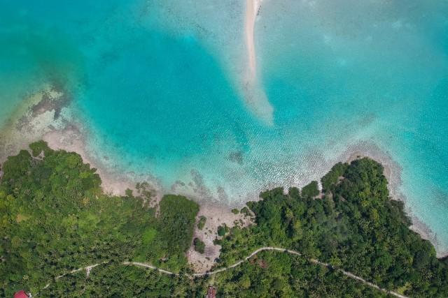 Maratua Island, Borneo, Indonesia