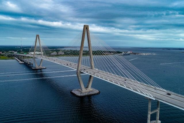 Charleston, South Carolina's Ravenel Bridge