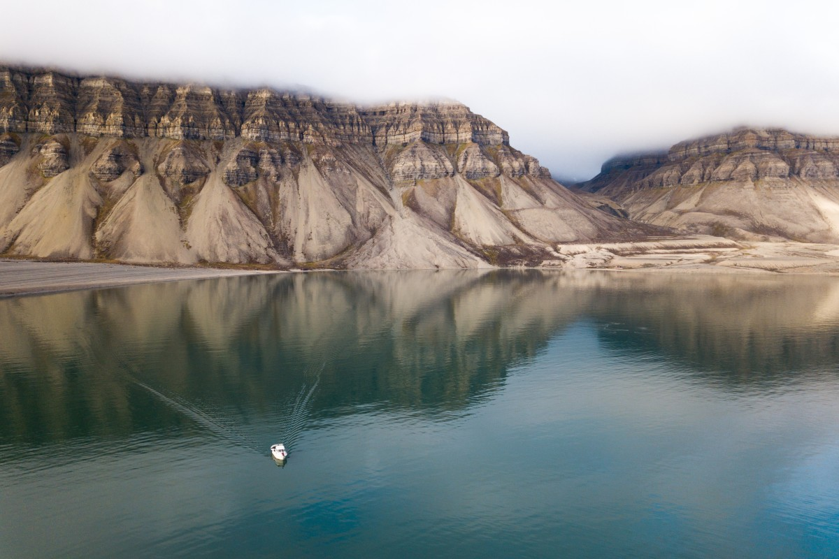Svalbard Summer – Mountain Scenery
