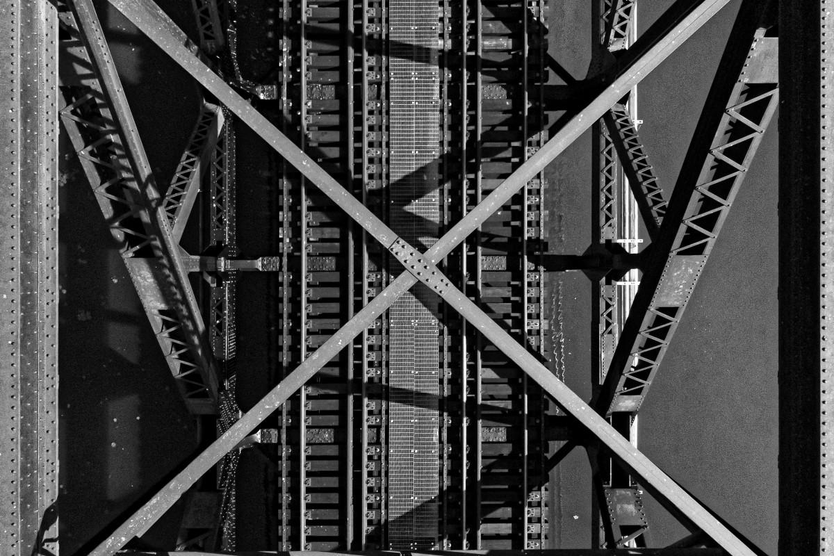 Train bridge #1