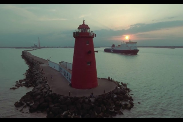 DJI Phantom Drone | Poolbeg Lighthouse | Dublin City